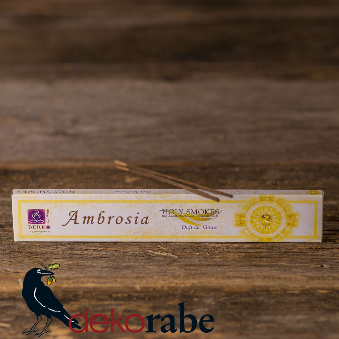Räucherstäbchen Ambrosia