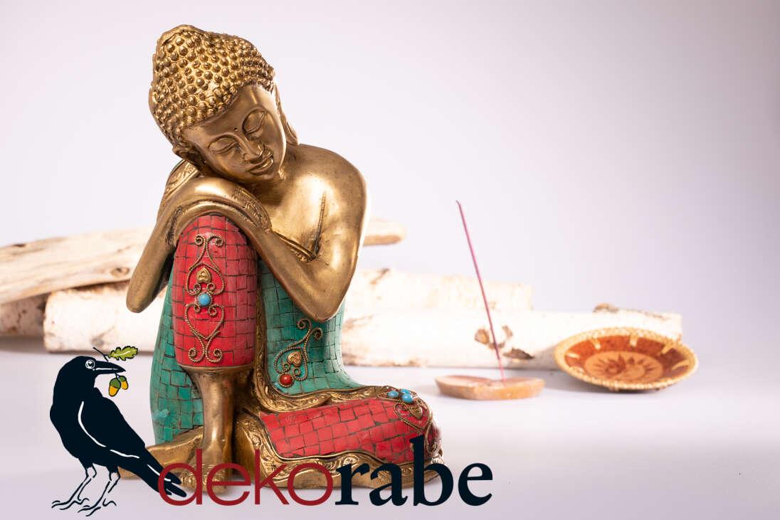 Ruhender Budhha 25 cm