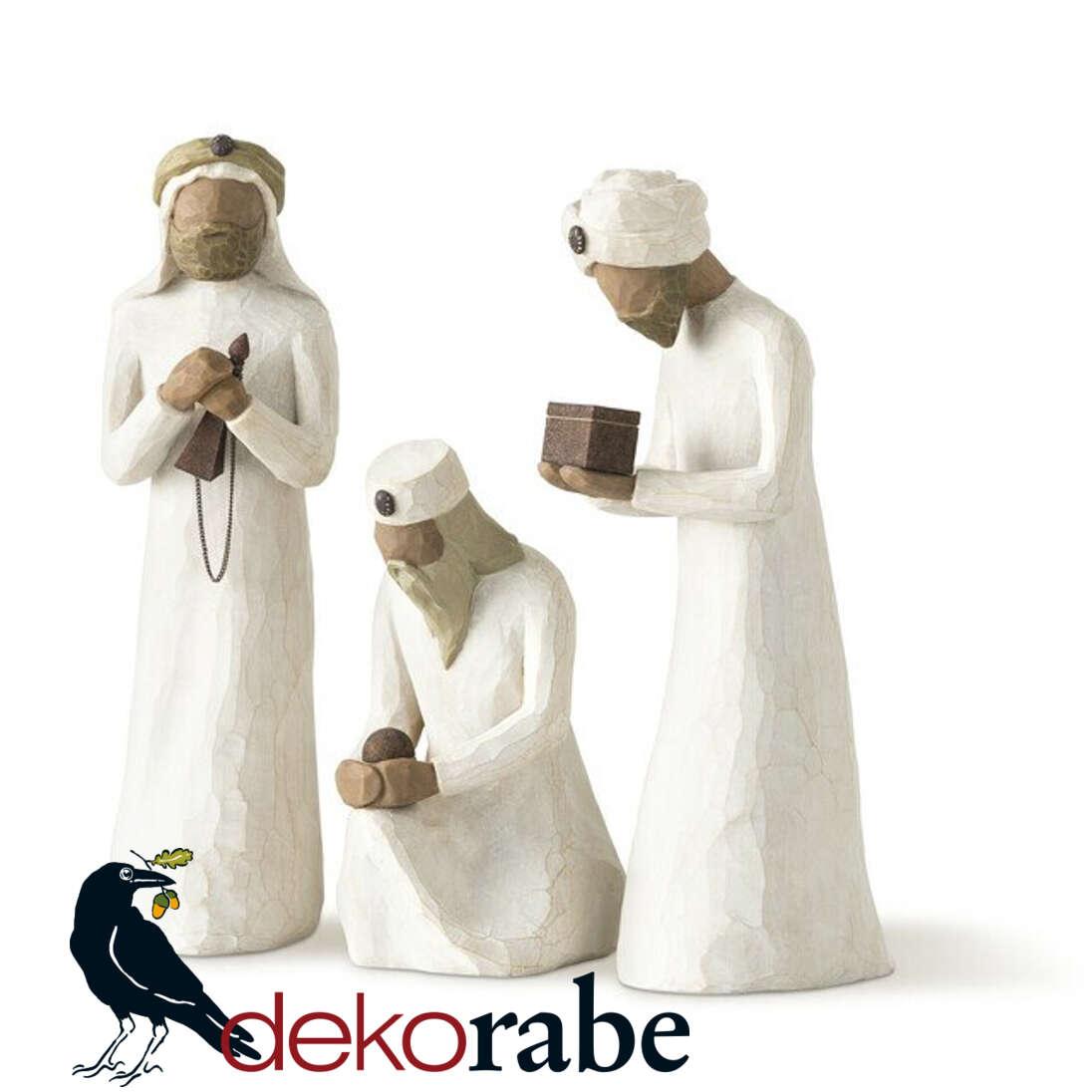 Die drei Weisen aus dem Morgenland Krippefigur
