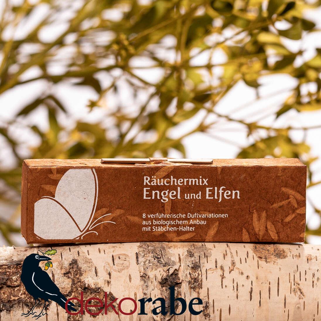 Räucherstäbchen Engel und Elfen Mix aus BIO und Demeter Qualität