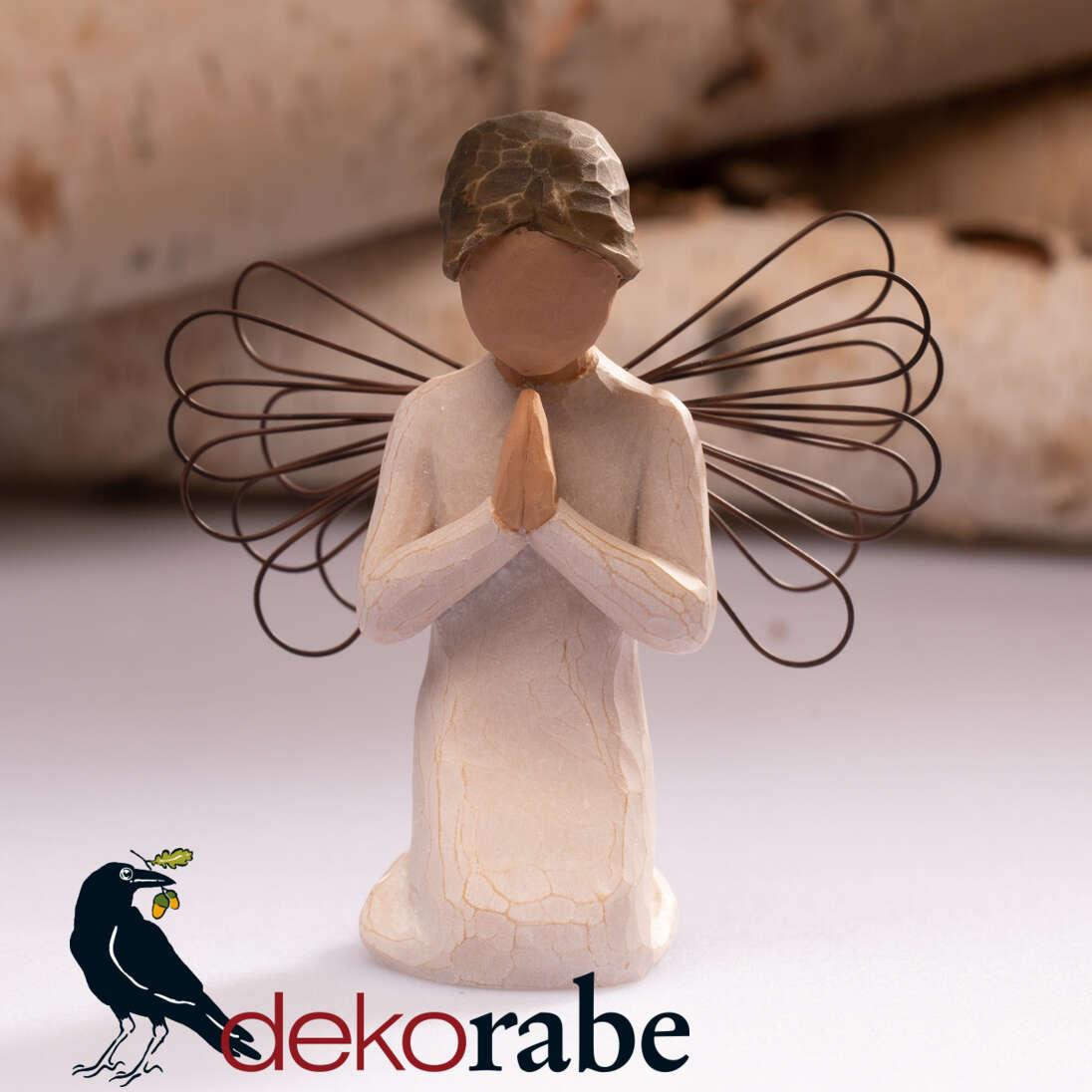 Engel des Gebetes Betender Engel